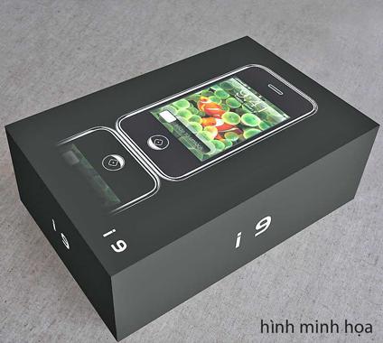 in sản xuất hộp giấy đựng điện thoại