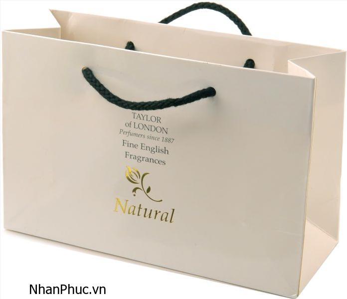 Túi giấy quảng cáo