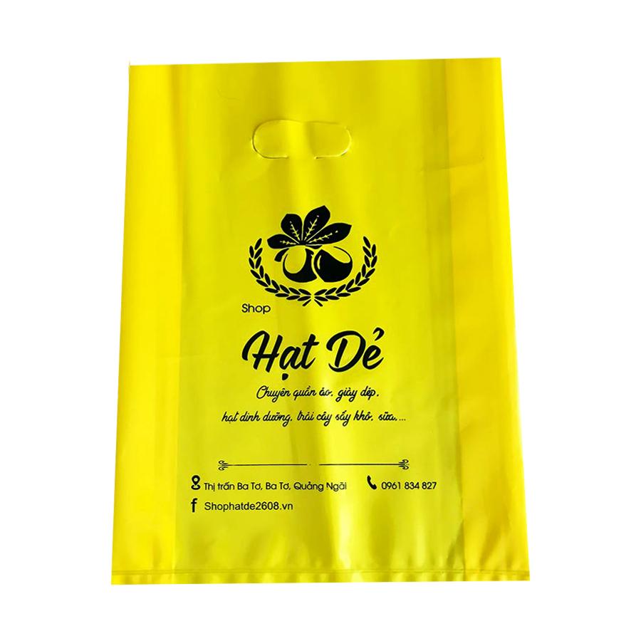 Chất lượng, màu mực, độ sắc nét của in ấn trên túi nylon là yếu tố hàng đầu