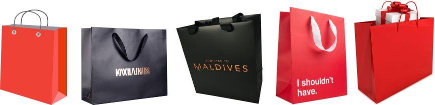 Nhân Phúc in sản xuất túi giấy quảng cáo tiếp thị kinh doanh truyền thông