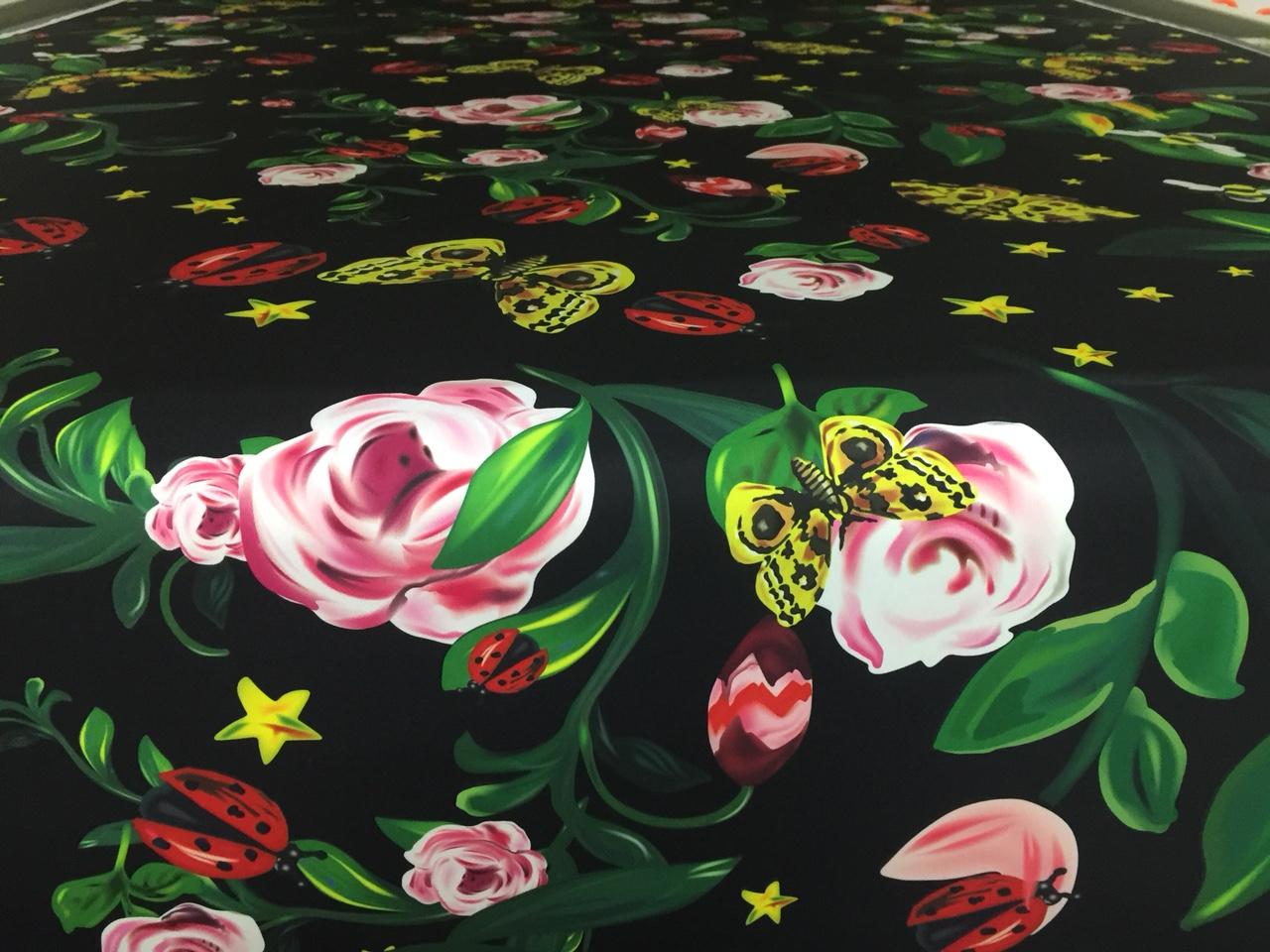 Thiết kế in vải hoa may chân váy, may váy đầm giá hấp dẫn ở Hà Nội