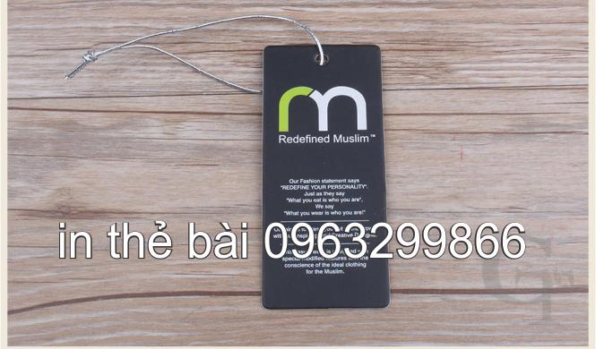 Nhân Phúc 0963299866 thiết kế in sản xuất tem nhãn mác tag giấy thẻ bài treo rẻ đẹp ở hà nội cầu giấy tây hồ