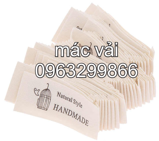 Nhân Phúc 0963299866 thiết kế in sản xuất tem nhãn mác vải dây vải rẻ đẹp ở hà nội cầu giấy tây hồ ba đình đống đa