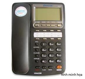 in tem nhãn mác điện thoại để bàn